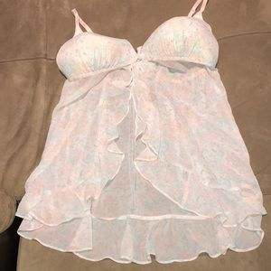 Beautiful nighty - sexy & delicate - XL - BNWOT